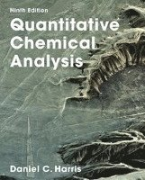 bokomslag Quantitative Chemical Analysis
