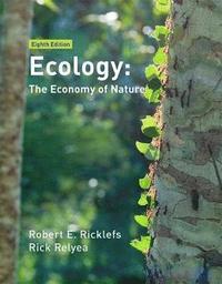 bokomslag Ecology: The Economy of Nature