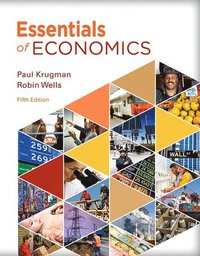bokomslag Essentials of Economics