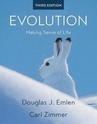 bokomslag Evolution