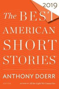 bokomslag Best American Short Stories 2019
