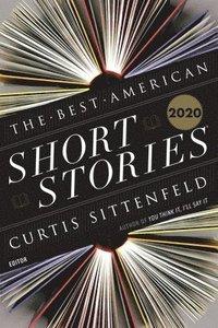 bokomslag Best American Short Stories 2020