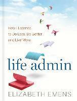 bokomslag Life Admin (International Edition)
