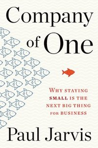 bokomslag Company of One: Why Staying Small Is the Next Big Thing for Business