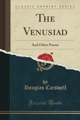 bokomslag The Venusiad