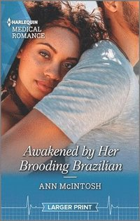 bokomslag Awakened by Her Brooding Brazilian
