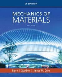 bokomslag Mechanics of Materials, SI Edition