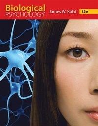 bokomslag Biological Psychology