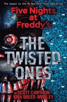 bokomslag Five nights at freddys: the twisted ones