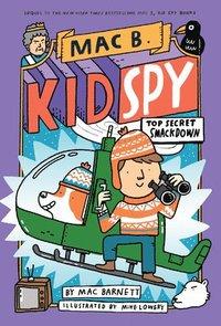 bokomslag Top Secret Smackdown (Mac B., Kid Spy #3)