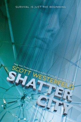 bokomslag Shatter City (Impostors, Book 2)