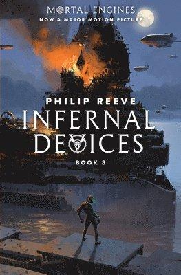 bokomslag Infernal Devices (Mortal Engines, Book 3), 3