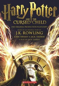bokomslag Harry Potter and the Cursed Child, Parts One and Two: The Official Playscript of the Original West End Production