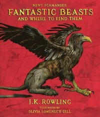 bokomslag Fantastic Beasts and Where to Find Them: The Illustrated Edition