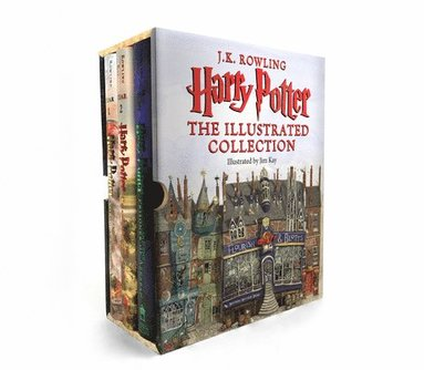 bokomslag Harry Potter: The Illustrated Collection