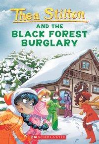 bokomslag Black Forest Burglary (Thea Stilton #30)