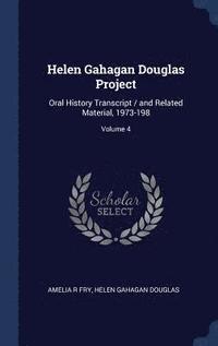 bokomslag Helen Gahagan Douglas Project