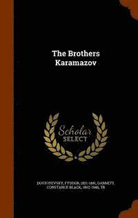 bokomslag The Brothers Karamazov