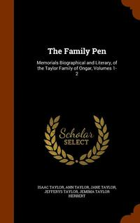 bokomslag The Family Pen