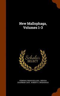 bokomslag New Mallophaga, Volumes 1-3