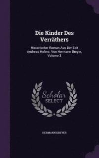 bokomslag Die Kinder Des Verrathers
