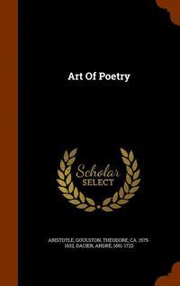 bokomslag Art of Poetry