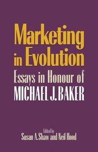 bokomslag Marketing in Evolution