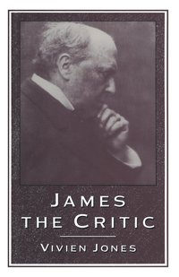 bokomslag James the Critic