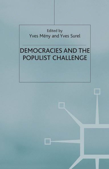 bokomslag Democracies and the populist challenge