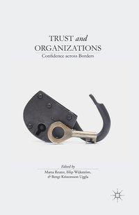 bokomslag Trust and Organizations