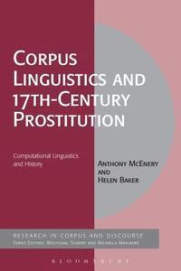 bokomslag Corpus Linguistics and 17th-Century Prostitution