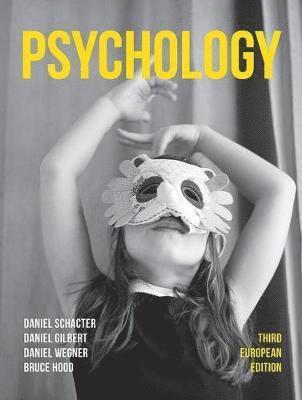 bokomslag Psychology: Third European Edition