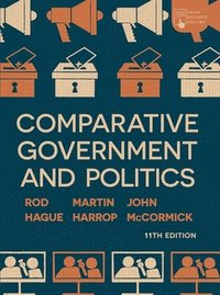 bokomslag Comparative Government and Politics: An Introduction