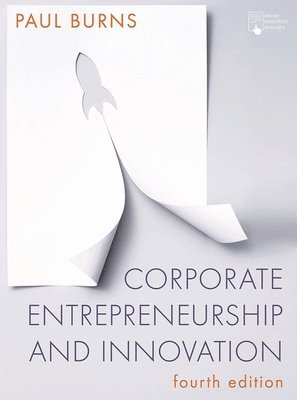bokomslag Corporate Entrepreneurship and Innovation
