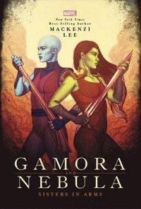 bokomslag Gamora And Nebula