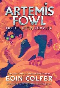 bokomslag The Atlantis Complex