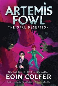 bokomslag The Opal Deception (Artemis Fowl, Book 4)