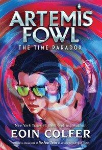 bokomslag The Time Paradox