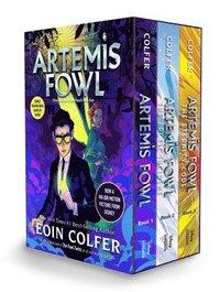 bokomslag Artemis Fowl 3-Book Paperback Boxed Set