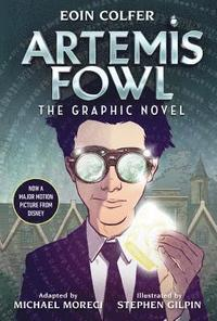 bokomslag Eoin Colfer Artemis Fowl: The Graphic Novel
