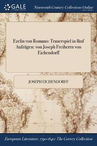 bokomslag Ezelin Von Romano