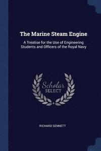 bokomslag The Marine Steam Engine