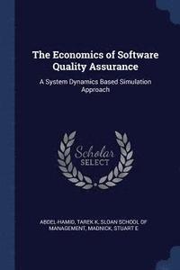 bokomslag The Economics of Software Quality Assurance