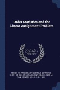 bokomslag Order Statistics and the Linear Assignment Problem