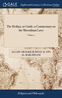 bokomslag The Hed Ya, Or Guide; A Commentary On Th