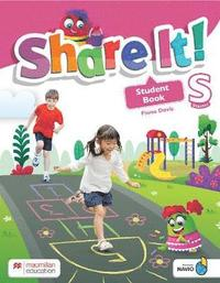 bokomslag Share It! Starter Level Student Book with Sharebook and Navio App