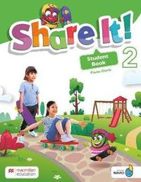 bokomslag Share It! Level 2 Student Book with Sharebook and Navio App