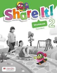 bokomslag Share It! Level 2 Workbook
