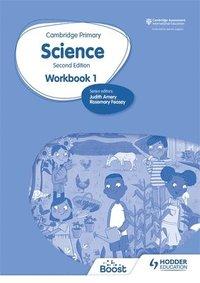 bokomslag Cambridge Primary Science Workbook 1 Second Edition