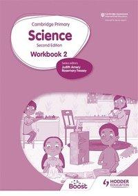 bokomslag Cambridge Primary Science Workbook 2 Second Edition